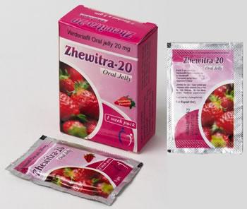 Zhewitra Oral Jelly