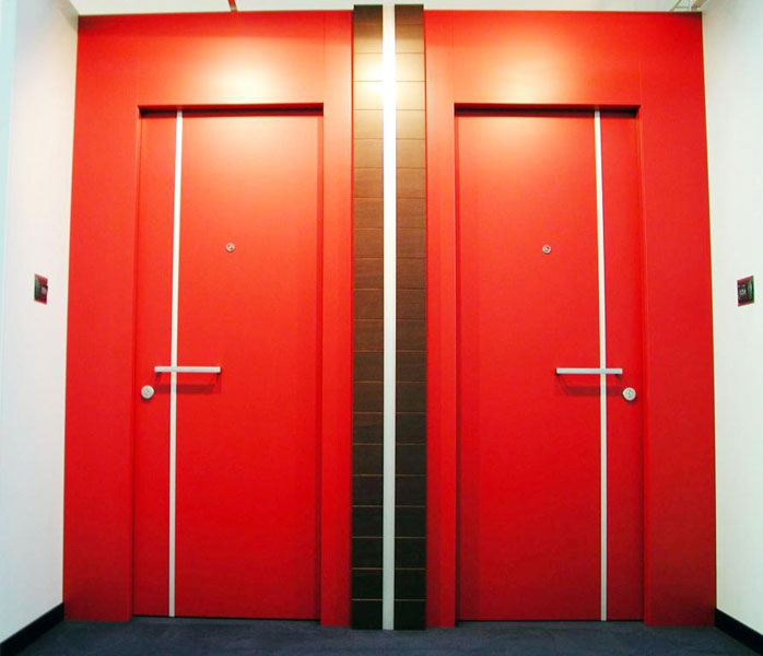Fire rated non fire rated steel doors fire rated steel - What is a fire rated door ...