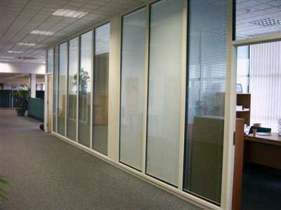 Office Partitions 01