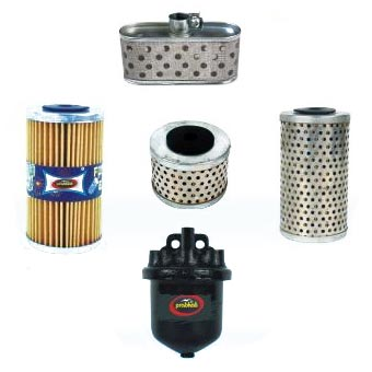 Diesel Engine Fuel Filters