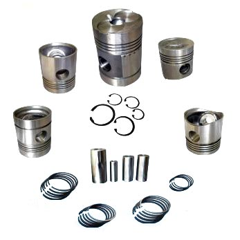 Diesel Engine Piston Pins