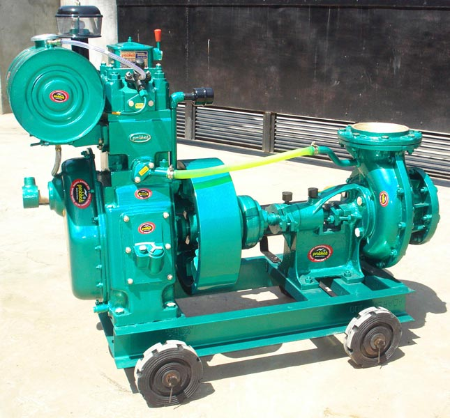 Diesel Engine Pumping Sets