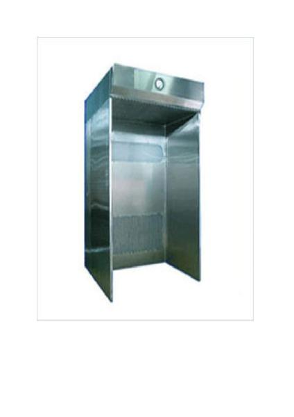 Dispensing Booth