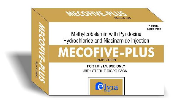 Mecofive Plus Injection - Manufacturer Exporter Supplier in