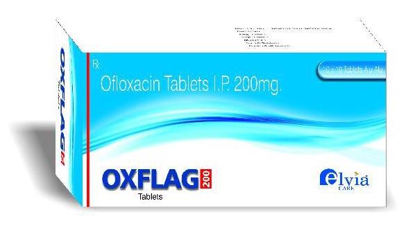 Oxflag 200 Tablets