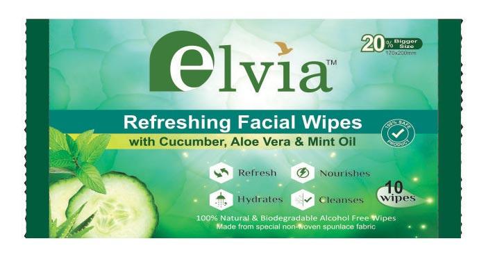 Refreshing Facial Wipes