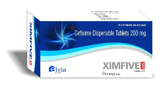 Ximfive 200 Tablets