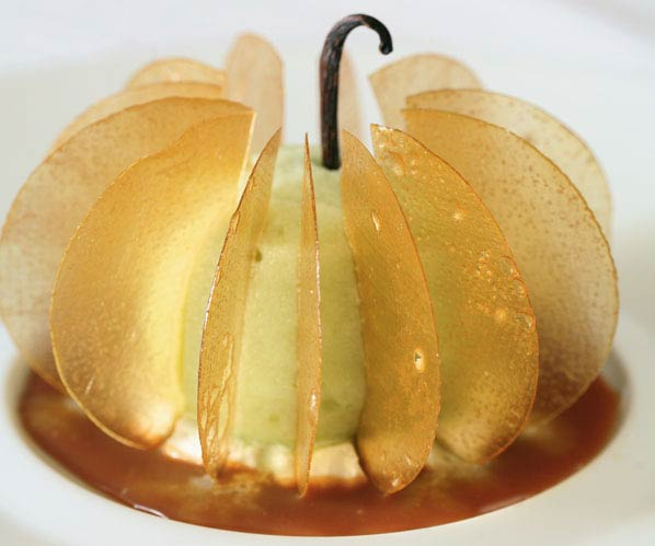 Candied Apple Slices