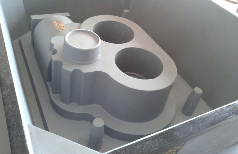 Aluminum Gear Housings