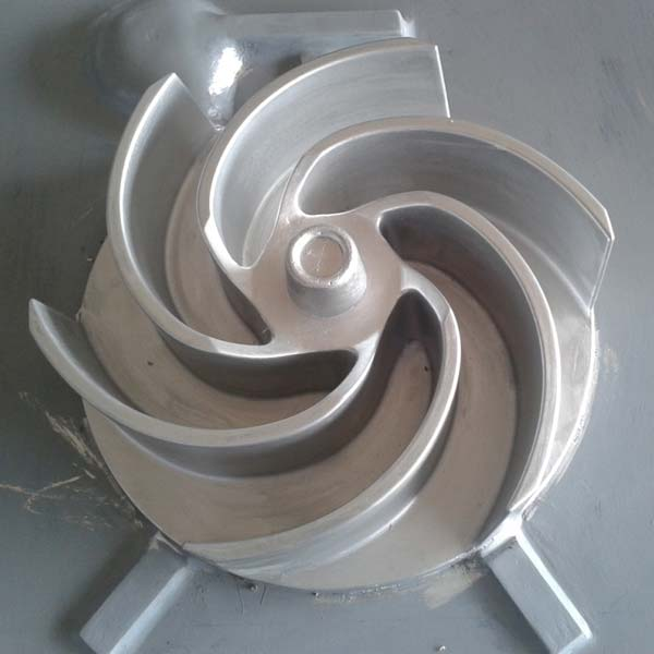 Aluminum Pump Impeller
