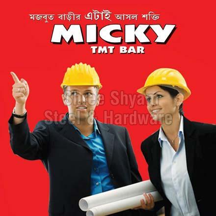 Micky Tmt Bar
