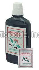 Dentoral Clove Mouthwash