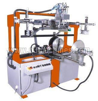 Fully Auto Round Screen Printing Machine