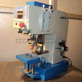 Semi Auto Electro Mechanical Pad Printing Machine