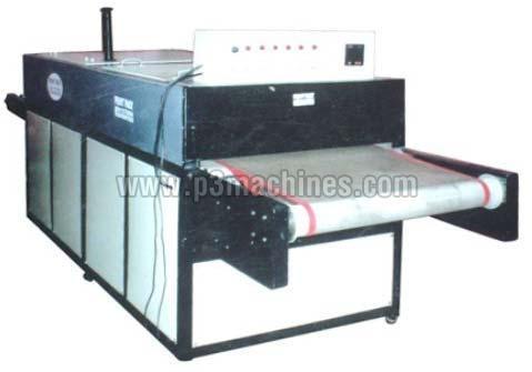Textile Curing Machine