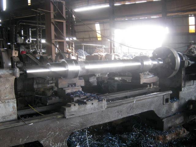 Forged Machine Shaft