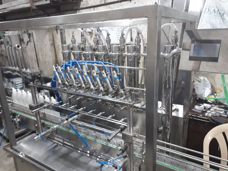 Automatic Paste Filling Machine 03