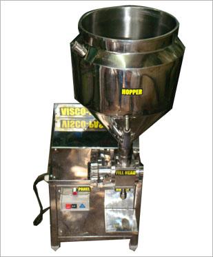 Compact Paste Filling Machine