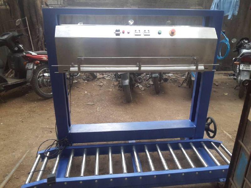 Pneumatic Pedal Sealing Machine