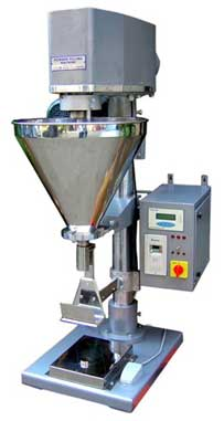 Semi Auger Filling Machine 02