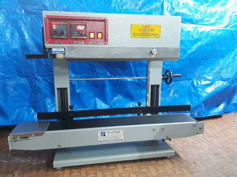 Vertical Band Sealing Machine 01