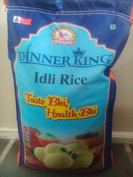 Dinner King Idli Rice