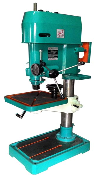 JIP38 : 38mm Cap. Pillar Drilling Machine 03