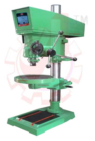 JIP32 : 32mm Cap. Pillar Drilling Machine