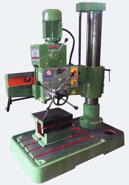 JIR40AA  All Geared Auto Feed Radial Drilling machines
