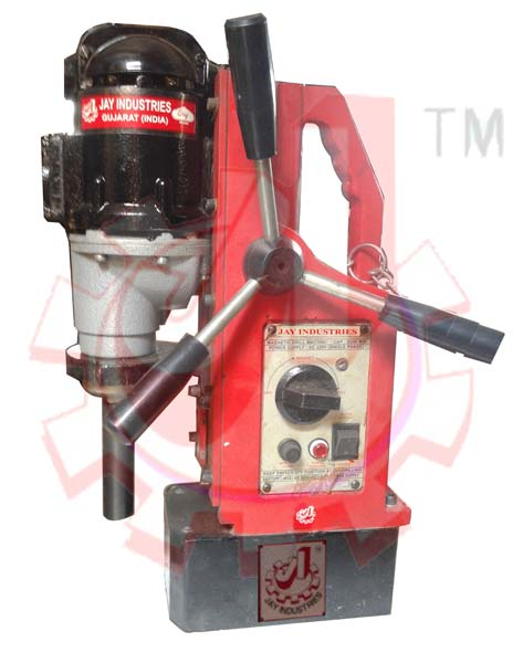 JMB50 : 50mm Cap. Magnetic Base Drilling Machines