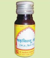 Shadbindu Oil