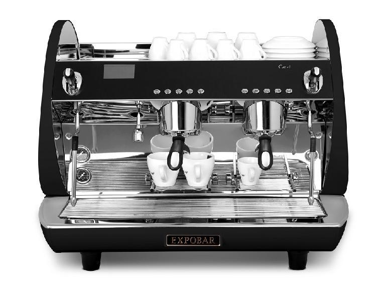 Carat Eco 2 Group Black Coffee Machine