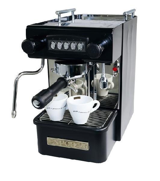 Expobar Office Control Black Coffee Machine
