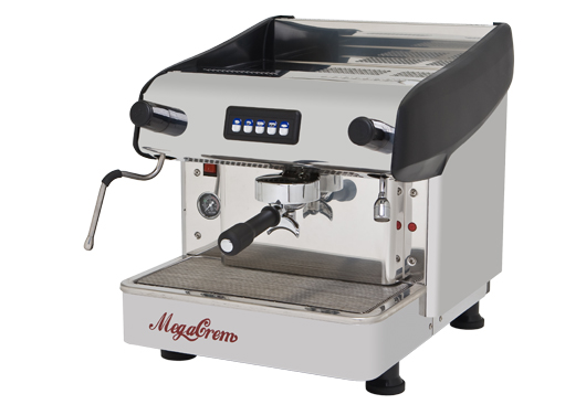 Mega Crem 1 Group Compact Coffee Machine