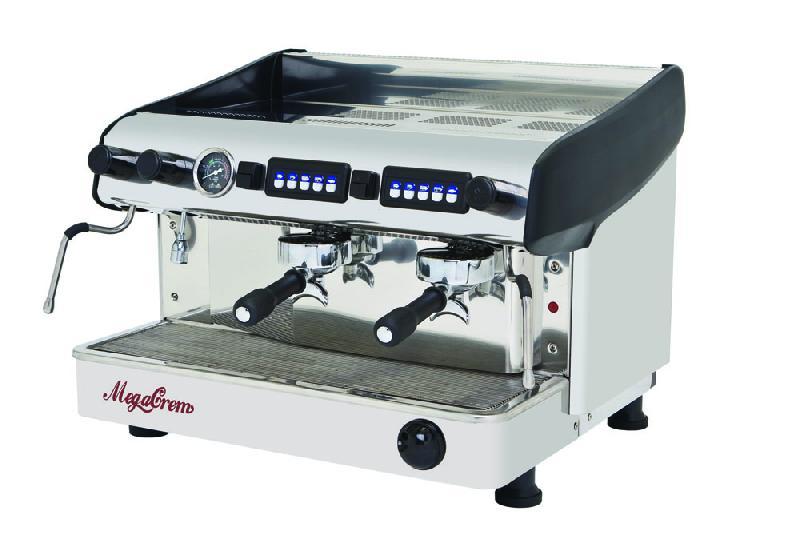 Mega Crem 2 Group Coffee Machine