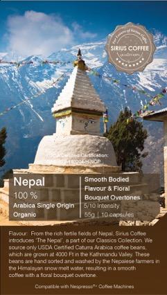 Nepalese Nespresso Compatible Coffee Capsule 02
