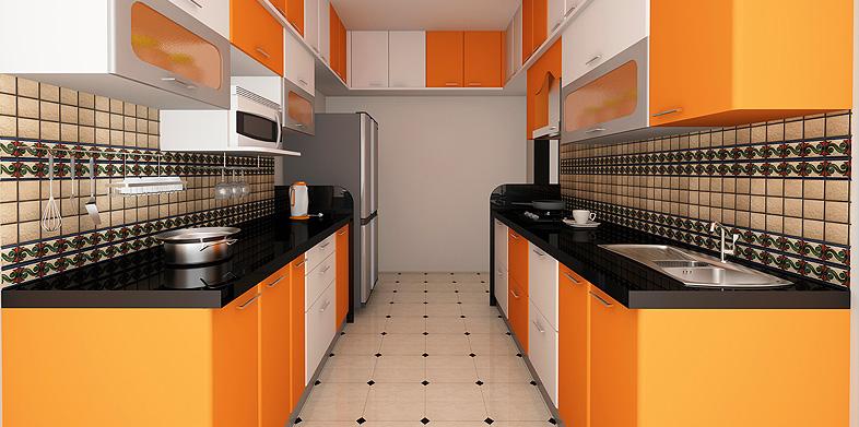 parallel kitchen design. Parallel Kitchen Manufacturer Exporter  Supplier