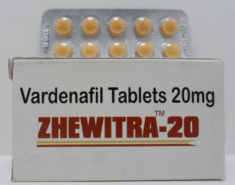 Zhewitra-20 Tablets