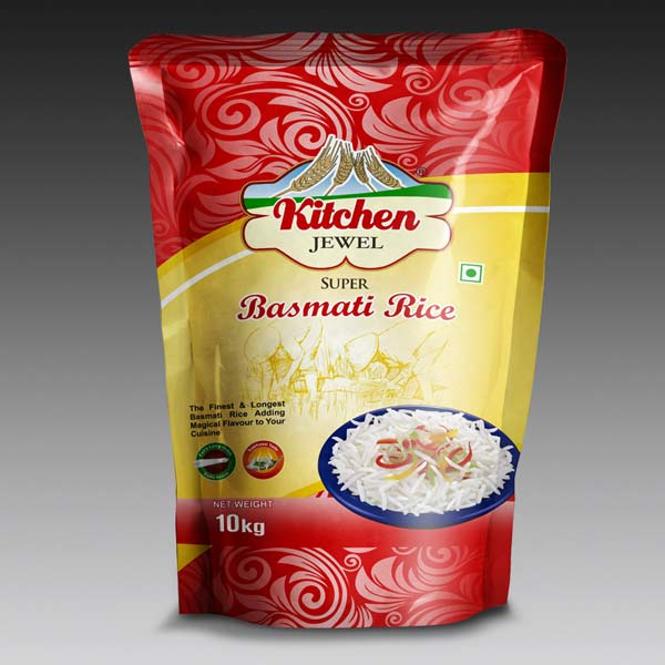 1509 Steam Basmati Rice