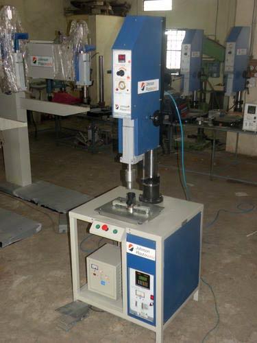 Ultrasonic Welding Machine : Ultrasonic welding machine metal