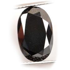 Brilliant Black Moissanite Diamonds
