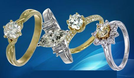 Certified Diamond Rings