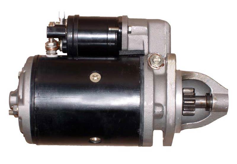Starter Motor - Manufacturer Exporter Supplier in India
