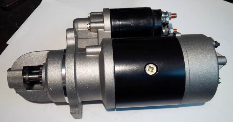 Starter Motor - Manufacturer Exporter Supplier in India
