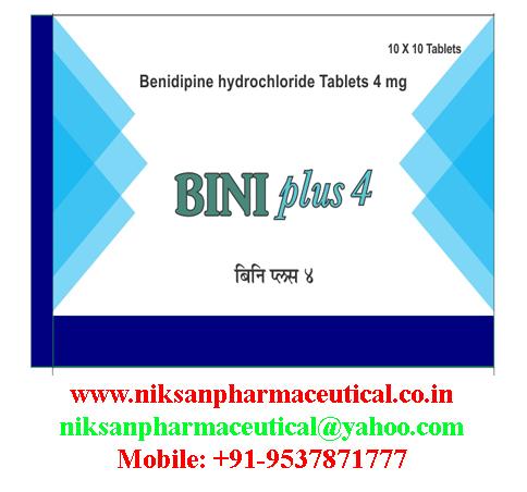 Bini Plus 4 Tablets