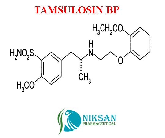 TAMSULOSIN HCL USP