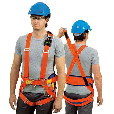 Safety Harness Belt 01