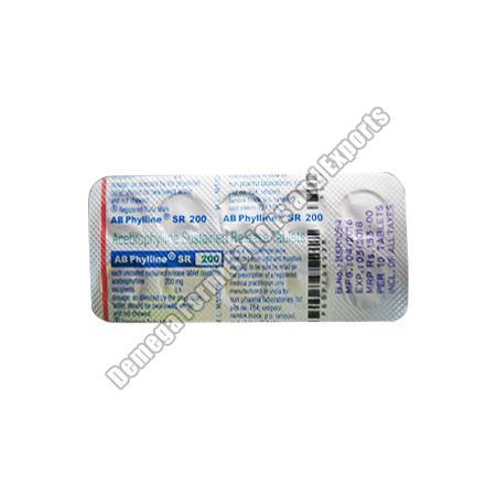 AB Pphylline SR Tablets