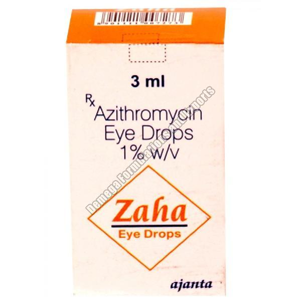Azithromycin Eye Drop