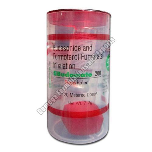Budamate Transcap 206mcg Inhaler